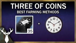 Download Exotic Engrams - Best Three of Coins Farming Method Video