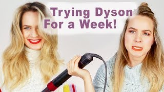 Download I tried the Dyson Airwrap for a Week (fail!) Is it Worth $550??? Video