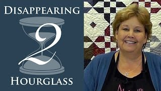Download The Disappearing Hourglass 2 Quilt: Easy Quilting Tutorial with Jenny Doan of Missouri Star Quilt Co Video