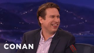 Download What Makes Pete Holmes Laugh Out Loud? - CONAN on TBS Video