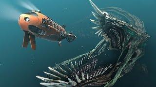 Download Top 5 Real Sea Monsters Video