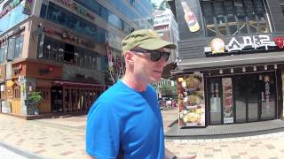 Download Air Raid Sirens in Korea [GoPro Hero2 and QuikPod] Video
