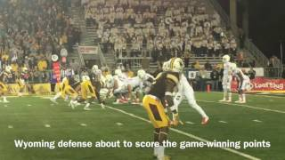 Download Wyoming vs. Boise State highlights Video