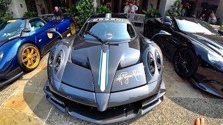 Download Парковка на МИЛЛИАРДЫ!! + SHMEE150! Pagani, McLaren, Ferrari и другие…) Pebble Beach – день 1. Video