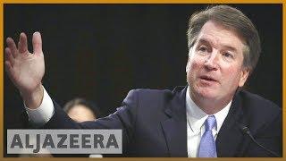 Download 🇺🇸 Calls grow to delay Kavanaugh vote amid sex assault allegations   Al Jazeera English Video