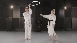 Download Karate with Anne-Marie [Episode 5: Olly Murs] Video