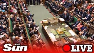 Download PMQs - Boris Johnson takes questions in parliament | LIVE Video