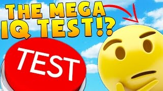 Download THE MEGA IQ TEST - CAN YOU SOLVE THIS? Video