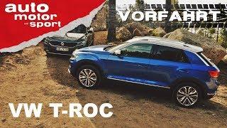 Download VW T-Roc: Ernste Konkurrenz für Golf & Tiguan? – Vorfahrt (Fahrbericht/Review)| auto motor und sport Video