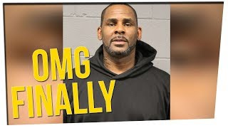 Download R. Kelly Finally Arrested ..but then BAILED OUT Video