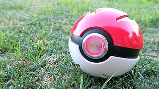 Download World's First REAL PokeBall Video