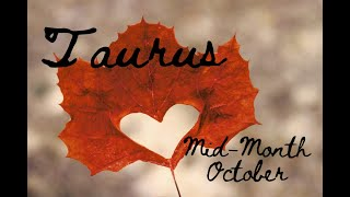 "Download TAURUS ""That new love you ordered is here"" MID OCTOBER Tarot Reading Video"