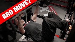 """Download Bench Press """"Bro-Science"""" (FACT OR FICTION!) Video"""