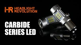 Download GTR Lighting Carbide Series LED Bulbs - Difference between headlight and fog light LED bulbs Video