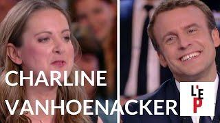 Download L'Emission politique : Charline Vanhoenacker face à Emmanuel Macron le 06 avril 2017 (France 2) Video