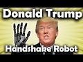 Download Donald Trump Handshake Robot Video