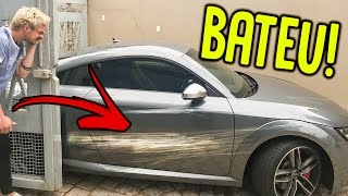 Download BATI O CARRO DO REZENDE E ELE FICOU LOUCO !!! Video