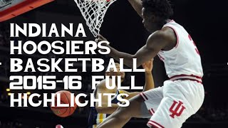 Download Indiana Hoosiers Basketball 2015-16 Full Highlights Video
