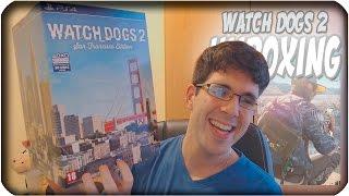 Download UNBOXING | WATCH DOGS 2 SAN FRANCISCO EDITION (EDICIÓN COLECCIONISTA) Video