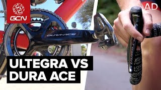 Download Shimano Dura-Ace Vs Shimano Ultegra   What's The Difference? Video