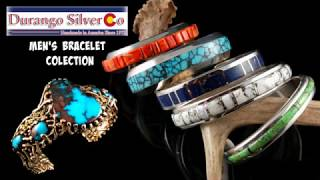 Download Mens Bracelet Collection by Durango Silver Video