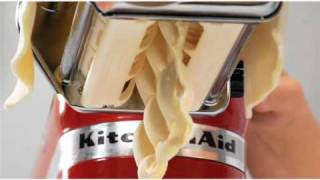 Download Using Your KitchenAid Ravioli Maker Attachment Video