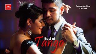 Download Tango ″El huracan″. María Inés Bogado and Sebastián Jiménez with ″Solo Tango orchestra″. Танго Video