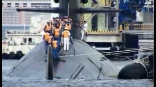 Download 潜水艦の接岸 Video