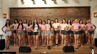 Download Miss Mizoram Audition Round Video