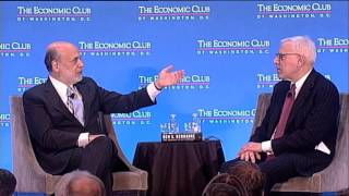Download Hon. Ben S. Bernanke, Distinguished Fellow in Residence, Economic Studies, The Brookings Institution Video
