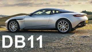 Download 2017 Aston Martin DB11 - interior Exterior and Drive Video
