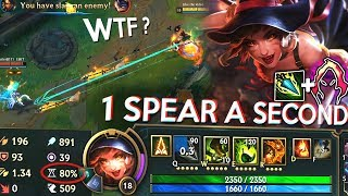 Download URF NIDALEE IS SO ANNOYING THEY AFK'D LOL ! FULL AUTO NID SPEARS + DARK HARVEST POKE IS INSANE ! Video