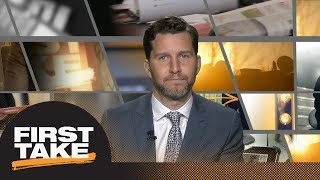 Download Will Cain: Kevin Durant would 'look awful' if Warriors lost to Rockets in WCF | First Take | ESPN Video