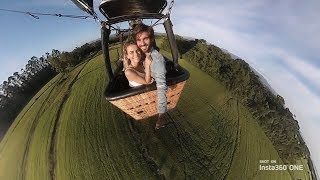 Download Insta360 ONE - Hot Air Balloon Video