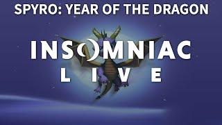 Download Insomniac Live - Spyro 3 Speed Run Video