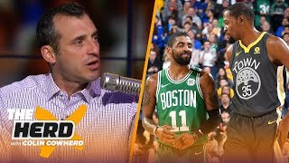 Download Brooklyn's culture was a draw for KD, talks Kawhi and Lakers - Doug Gottlieb | NBA | THE HERD Video