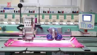 Download Richpeace Computerized Mixed Rhinestone Embroidery Machine Video