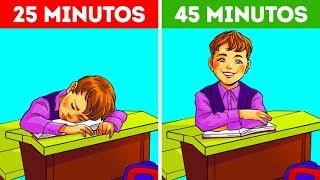 Download Por esta razón las lecciones escolares duran exactamente 45 minutos Video
