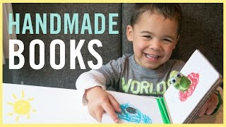 Download PLAY | HANDMADE BOOKS! Video