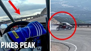 Download The Scariest Race I've Ever Done   Pikes Peak 2019 Video
