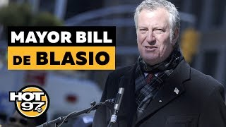 Download Mayor De Blasio On Healthcare For All New Yorkers, New PTO laws & NYCHA 2.0 Video