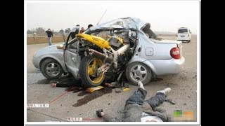 Download Car Crash) very Shock dash camera 2017 NEW By Top Speed Motor HD (1319) HD Video