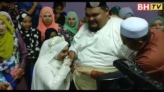 Download Abam selamat bergelar suami Video
