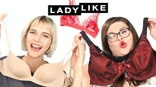 Download We Get Fitted For The Perfect Bra • Ladylike Video