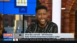 Download Nate: Patriots know how to build a roster : What We Learned - 2018 Season Video