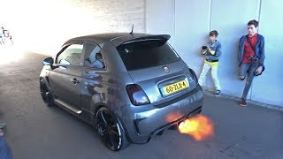 Download Abarth 595 Competizione Stage 4 with Capristo Exhaust System! Video