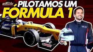 Download PILOTANDO UM FÓRMULA 1 DE VERDADE! | ACELERADOS | ESPECIAL #132 Video