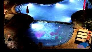 Download Raylight4D™ - 3D Projection Mapping in Pools and Water Video