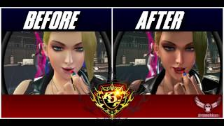 Download The King of Fighters XIV - Climax Graphic Compare [1.05 vs 1.10] Video