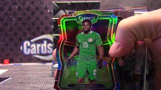 Download 2017/18 Panini Select Soccer 6 Box 1/2 Case Serial #s GB Video
